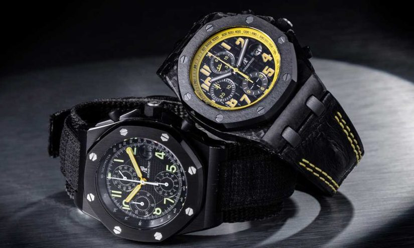 Future Collectibles: The Audemars Piguet End of Days and Bumblebee Royal Oak Offshores Replica Watches