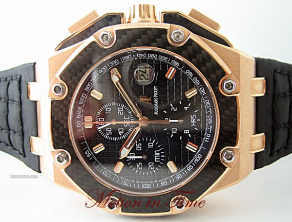 Audemars Piguet Royal Oak Offshore Juan Pablo Montoya Fake Watch Available On James List