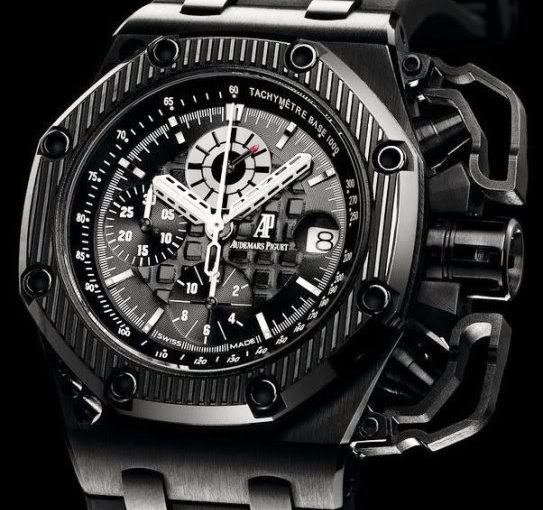 Regarding The Audemars Piguet Royal Oak Offshore Survivor Replica Watch