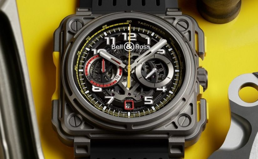 Bell & Ross BR X1 RS18 Chronograph Copy Watches