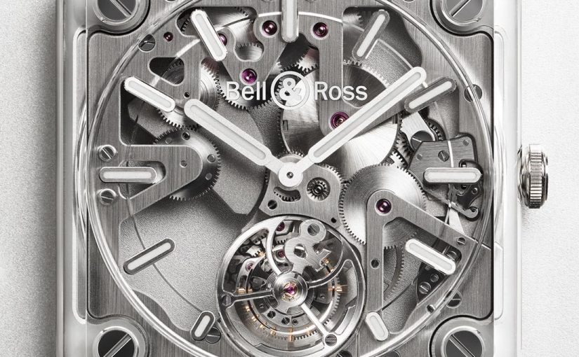 Bell & Ross BR-X2 Skeleton Tourbillon Micro-Rotor Imitation Watch