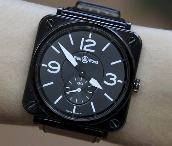 Bell & Ross BRS Fake Watch High End Review