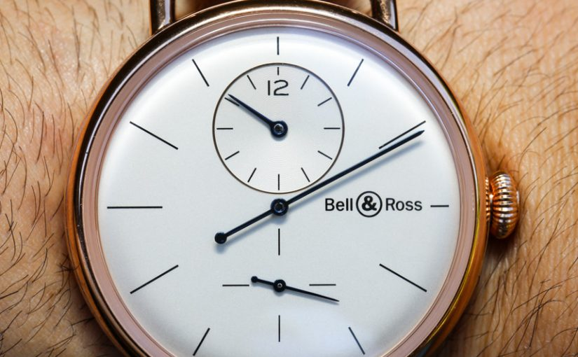 Bell & Ross WW1 Regulateur Pink Gold Knock Off Watches Hands-On