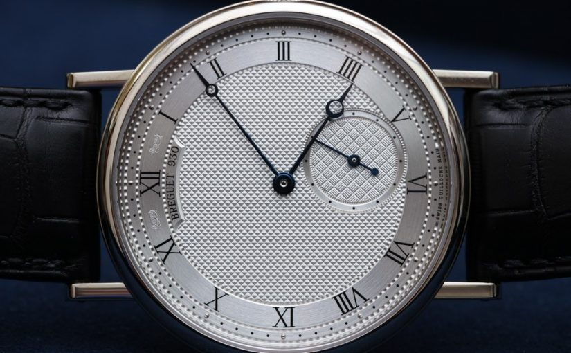 Breguet Classique 7147 Replica Watches Hands-On