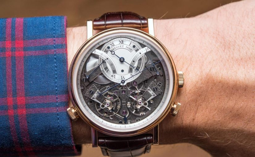 Breguet Tradition Chronographe Indépendant 7077 Replica Watches Hands-On