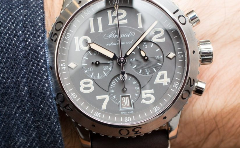 Breguet Type XXI 3817 Replica Watches Hands-On