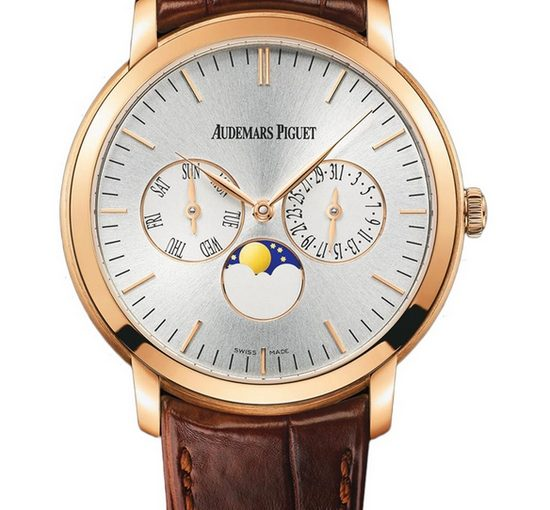 Jules Audemars Moon-Phase Calendar Clone Watches by Audemars Piguet