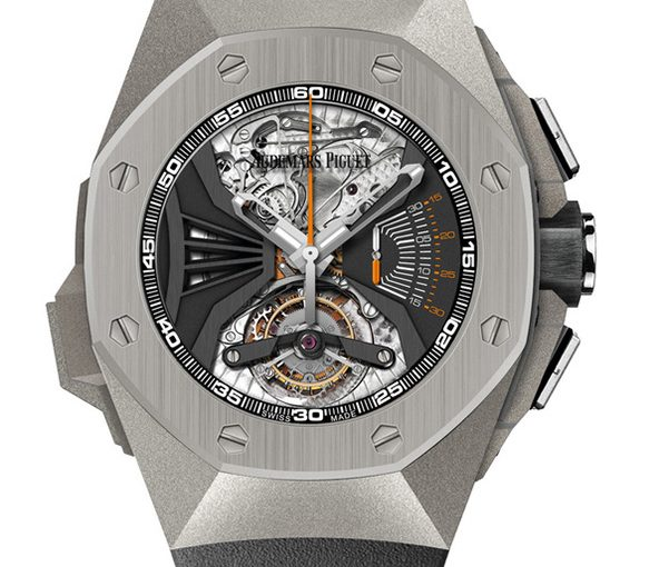 Audemars Piguet Royal Oak Concept Acoustic Research Fake Watches– The Loudest Minute Repeater So Far