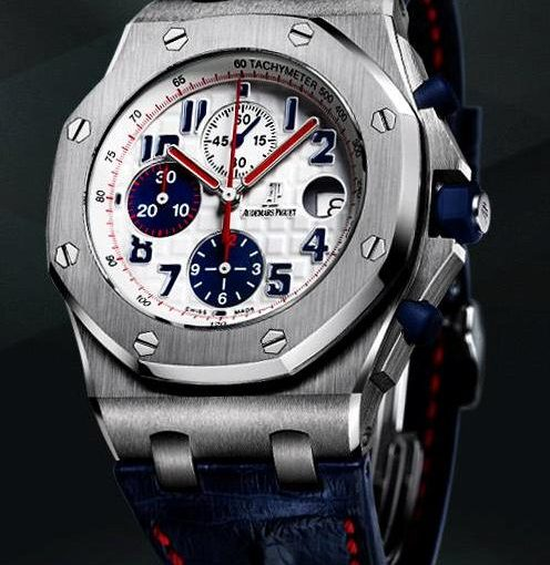 Audemars Piguet Presents Royal Oak Offshore Chrono Tour Auto 2012 Replica Watches