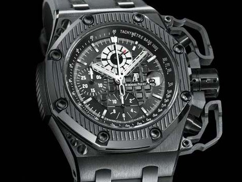 Audemars Piguet Royal Oak Offshore Survivor Chronograph Knock Off Watches Available On James List