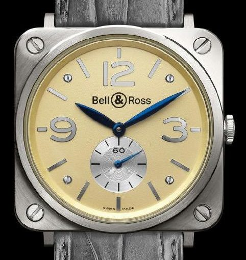 Bell & Ross BRS Gold Series Copy Watch Is Beautiful; Shows Makers Serious About Men's Fashion