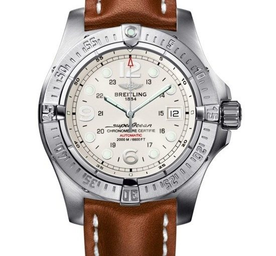 A Dependable Companion for Serious Diving – Breitling Superocean Steelfish Replica Watch