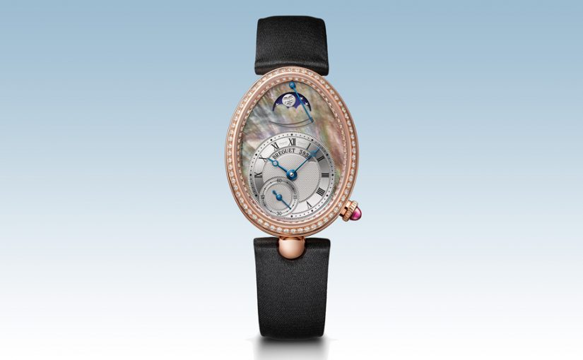 Breguet's Reine de Naples 8908 Replica Watch Builds on 19th-Century Legacy