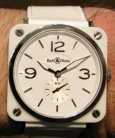 Beautiful New Ceramic Bell & Ross BRS Clone Watches Is New Direction For The Company