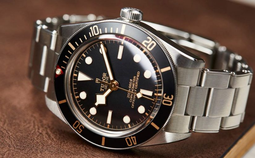 MY MONTH WITH: The Tudor Black Bay Fifty-Eight Fake Watches