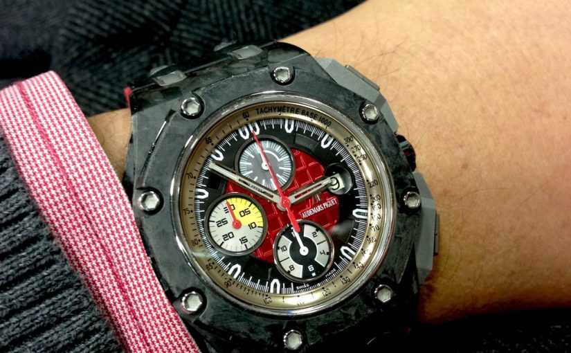 Insider: Audemars Piguet Royal Oak Offshore Grand Prix Replica Watches. Only 1750 Out There